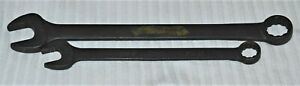 2 Snap On Industrial Combination Wrenches Goex 28 7 8 Goex 20 5 8 Usa Tools