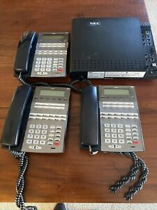 Nec Dsx 40 1090001 Dx7na 40m Phone System Phones Nec Dsx 22b