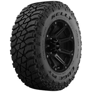 2 lt285 70r17 Kelly Edge Mt 121q D 8 Ply Owl Tires
