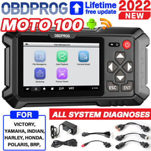 Obdstar Ms50 5 Inch Auto Generation Of Intelligent Motorcycle Diagnostic Tool