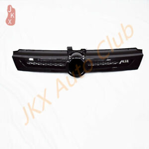 Glossy Black Bumper Grille Honeycomb Grill Assy For Vw Golf 7 Abt Mk7 2018 2020