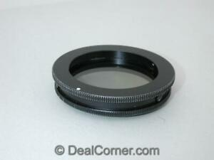 Olympus Illc Quarter Wave Plate Filter For Stereo Microscope Sz Series