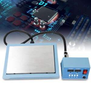 20 30cm Split Electronic Hot Plate Preheat Anti scald Station Heating Platform