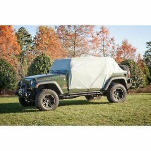Rugged Ridge Cab Cover Weather Lite For Jeep Wrangler Unlimited Jk Jl 07 20 4dr