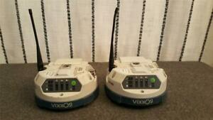 Set Of 2 Sokkia Grx1 Gnss Receiver without Batterie Without Charger