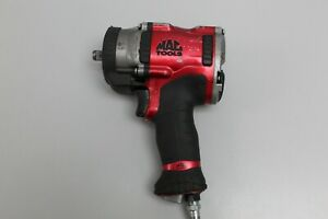 Mac Tools Mpf980501 1 2 Drive Pneumatic Impact Wrench Air Tool Only