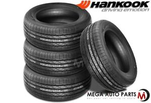 4 New Hankook Optimo H428 195 65r15 89h All Season Grand Touring M s Tires