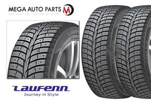 2 Laufenn I Fit Ice 225 65r17 102t Ice Snow Performance Studdable Winter Tires