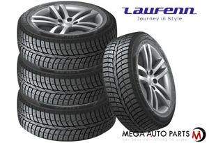4 Laufenn I Fit Ice 205 60r16 96t Ice Snow Performance Studdable Winter Tires