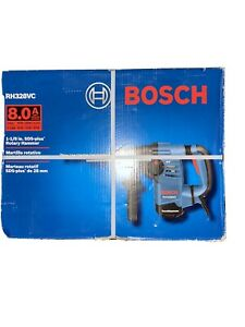 Bosch New 1 1 8 Sds Rotary Hammer W Vibration Control Model Rh328vc