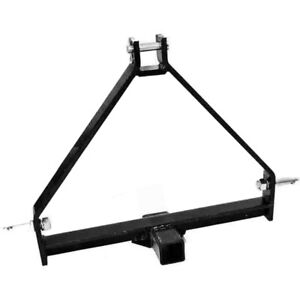 Category 1 3 point Tractor Drawbar Trailer Hitch For Tractors Quick Hitch Comp