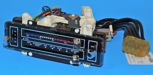 1978 1979 Lincoln Continental Oem Automatic Climate Control Unit Switch Assembly