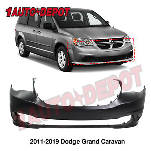 Primed Front Bumper Cover Replacement For 2004 2007 Toyota Highlander 5211948917
