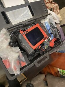 Snap On Modis Eems300 Scanner With Tons Of Accessories Need Battery