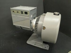 Varian Dry Scroll Vacuum Pump Triscroll Tested Working