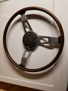 1970 71 Dodge Challenger Plymouth Cuda Rimblow Steering Wheel Assy