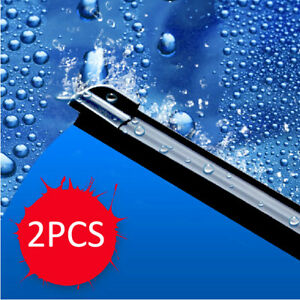 22 22 Windshield Wiper Blades All Season Bracketless High Quality