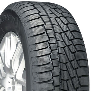 4 New Cooper Discoverer True North 245 60r18 105t Studless Snow Winter Tires