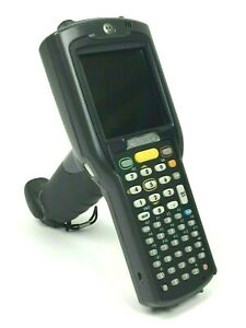 Symbol Mc3090 Rugged Mobile Handheld Computer Barcode Scanner