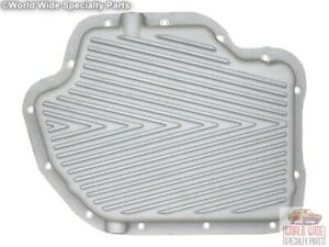 Turbo 400 Th400 Hd Transmission Pan Stock Capacity Cast Aluminum