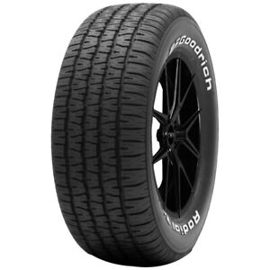 2 p225 60r15 Bf Goodrich Radial T a 95s Rwl Tires