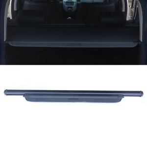 For 2010 2011 2012 2013 2014 2017 Kia Soul Rear Trunk Security Cargo Cover Shade