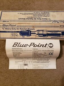 Blue Point 3 8 Drive Heavy Duty Air Ratchet