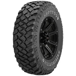 2 lt265 75r16 Firestone Destination Mt2 123q E 10 Ply Owl Tires