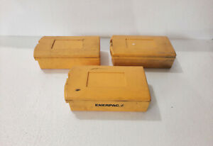 Enerpac Ct604 Coupler Bleed Tool 700 Bar 10 000 Psi lot Of 3 Free Shipping