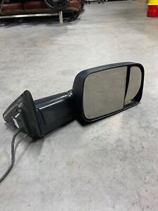 2013 2017 Dodge Ram Passenger Right Mirror W Trailer Tow 68285864ab Oem