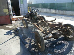 1928 Model A Ford Running Chassis Rat Rod Banger