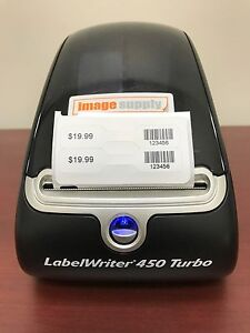 Dymo Jewelry Price Tag Printer Includes Barbell Labels Brand New