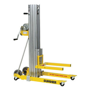 Sumner 784750 Series 2412 Contractor Lift