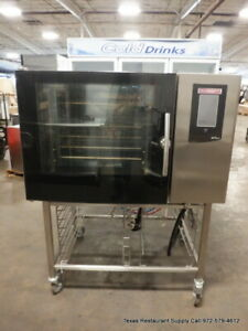 Blodgett Blct 62 Electric Combi Oven With Casters Year 2019