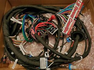 Ls1 3rd Gen Camaro Stand Alone Harness ls Harness Connections Holley 700r4