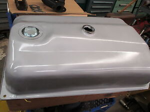 Ford Naa jubilee 600 800 more Tractor Gas Tank W sending Unit Hole Naa9002e New