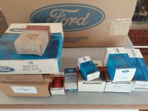 Ford Nos Fomoco Nos Parts Lot Ford Mercury Lincoln Ford Truck Van
