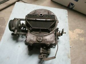 1963 Ford Fairlane Autolite 2100 Carburetor C3of F 1 01 260 289