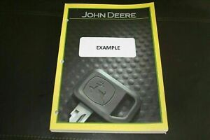 John Deere 3155 Tractor Operators Manual