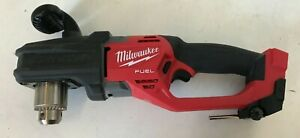 Milwaukee 2807 20 Hole Hawg 18v Cordless 1 2 Right Angle Drill bare Tool Gr