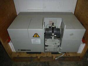 Perkin Element 4110zl Atomic Absorption Spectrometer W Additional Parts check