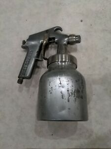Devilbiss Cgx Spray Gun Ideal For Vintage Classic Cars
