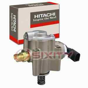 Hitachi Left Direct Injection High Pressure Fuel Pump For 2008 2009 Audi S5 Tm