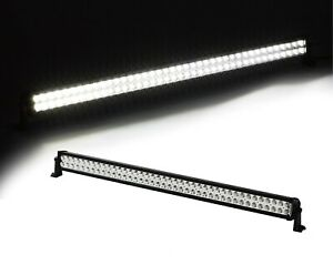 Xprite 42 240w Offroad Light Strip Spot Flood Combo Straight Led Work Light Bar