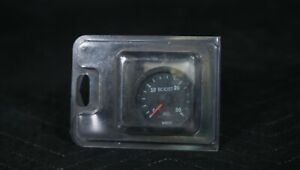 Vdo Vision Boost Gauge Original Packaging