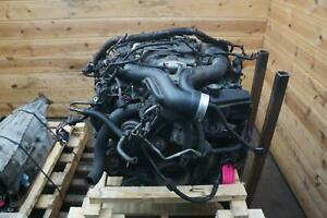4 4l Supercharged V8 Lc3 Engine Motor Dropout Assembly Cadillac Sts v 2006 09