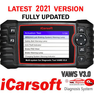 Latest Icarsoft Vaws V3 0 For Audi Vw Seat Skoda Professional Diagnostic Tool