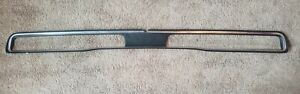 1970 70 Dodge Charger R T 500 Rear Finish Panel Tail Trim