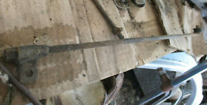 1956 Cadillac Transmission Shift Rod From Steering Column To Transmission