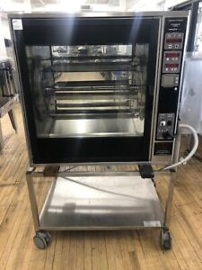 Henny Penny Scr 8 Electric Rotisserie Oven